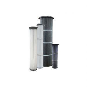 Картриджи для самоочищающихся фильтров пылеуловителей
